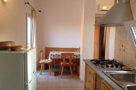 APARTMENT WITH SPACIOUS TERRACE - Muravera - Apartment