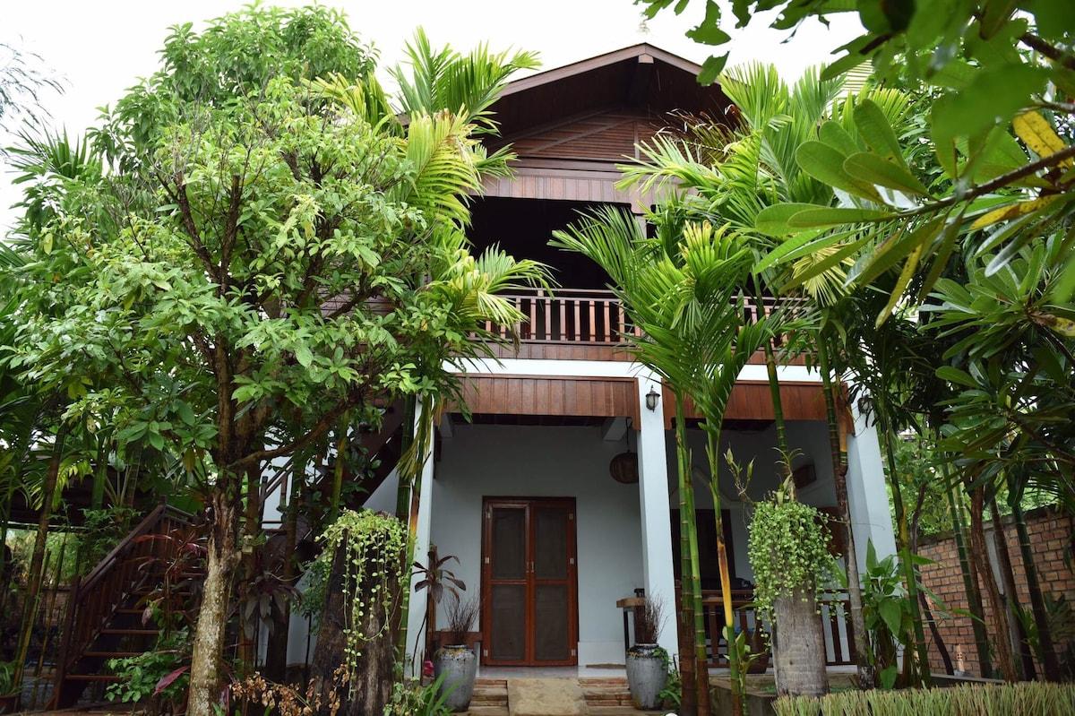 Our Wooden House   Comfort U0026 Style   Häuser Zur Miete In Siem Reap , Siem  Reap, Kambodscha
