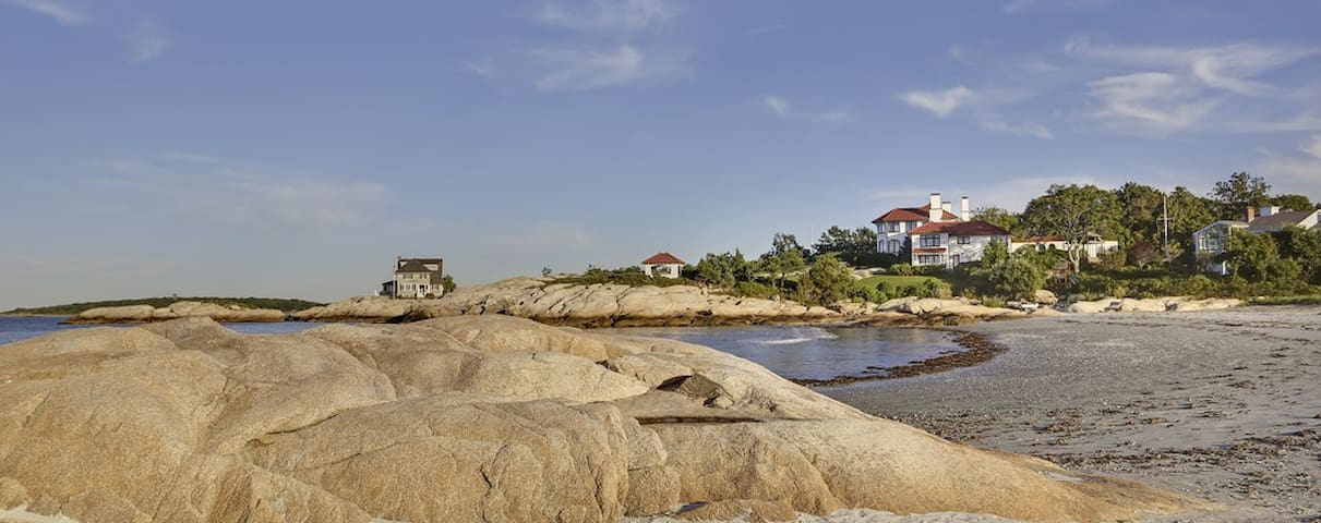 Oceanfront Estate on South Shore - Cohasset - Chalupa