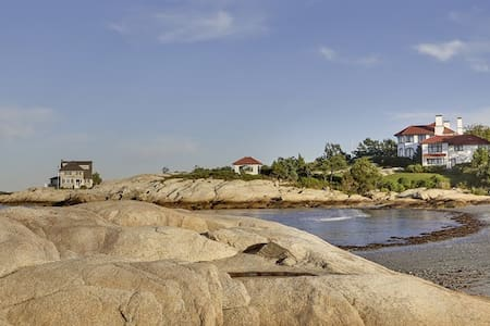 Oceanfront Estate on South Shore - Cohasset - Xalet