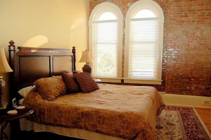 Luxury Suite at Old Macon Library - Macon - Huoneisto
