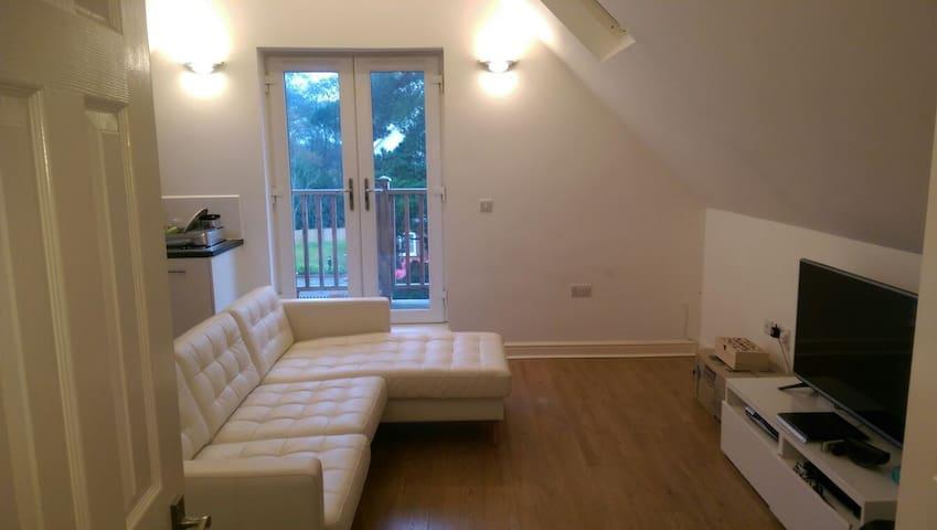 Loft Style Living in Beckenham