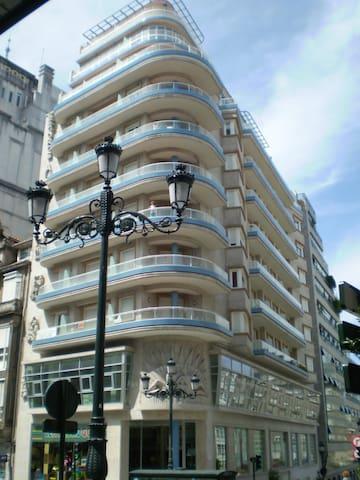 Estudio moderno,alegre centro Vigo - Vigo - Appartamento