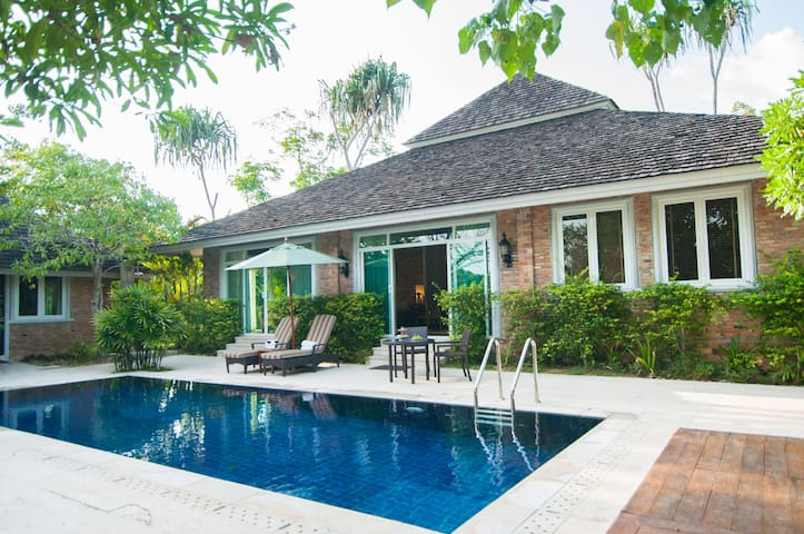 Khao Lak Pool Villa - TH - วิลล่า