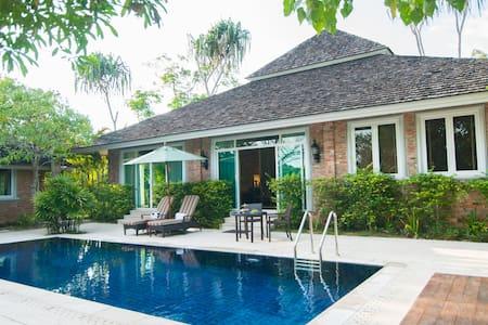 Khao Lak Pool Villa - วิลล่า