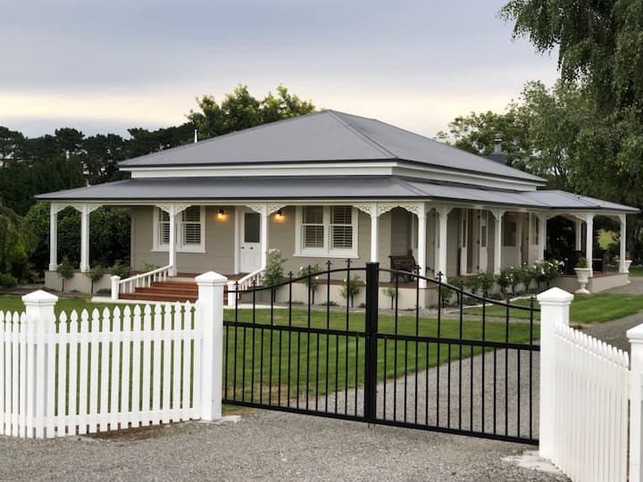 Gold Creek Country Villa - Greytown