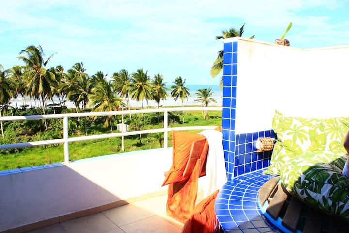 Cobertura Relax in beach - Ilhéus - Wohnung
