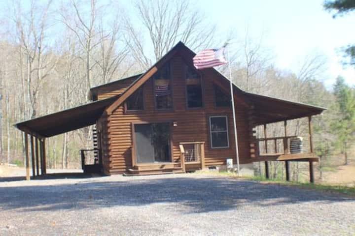 Meadow View Cabin on Big Ridge