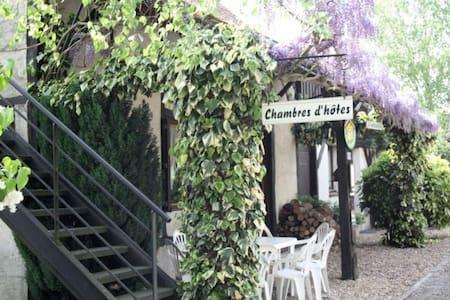 Studio 2 personnes en Val de Loire - Monthodon
