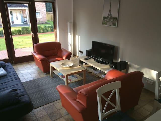 Erholung am Rande der Großstadt - Norderstedt - Apartment