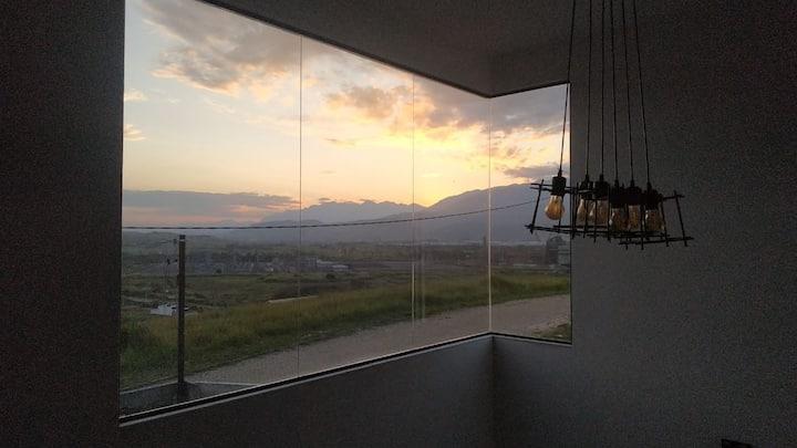 Casa estilo loft em loteamento à 20 min de Penedo