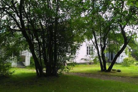 Luomutila/ Organic farm Huoneisto - Loviisa
