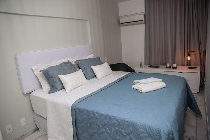 Room 1 - Queen Size Bed