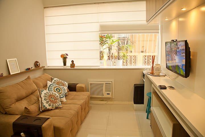 Lindo apartamento na Glória - Rio de Janeiro - Appartement