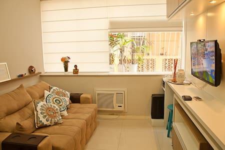Lindo apartamento na Glória - Rio de Janeiro - Flat