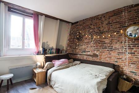 Le Studio Royal  au cœur du Vieux-Lille. - Lille