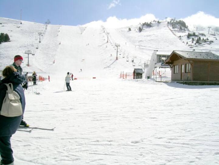 Aparthotel 800m de station ski GRANVALIRA.Andorre
