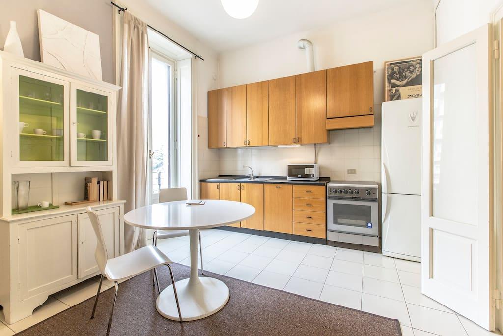 Martona milano centro zona tortona wifi appartamenti for Appartamenti affitto milano centro