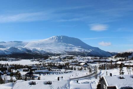Ski in/out apartment at Gaustablikk - Rjukan