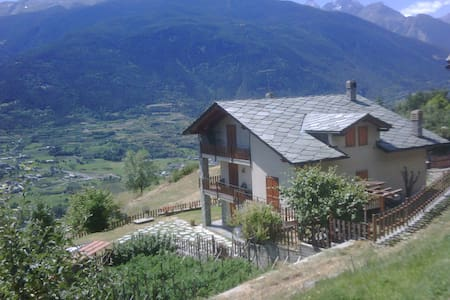 Villa Panorama - Sarre Aosta Valley - Oveillan - Appartement