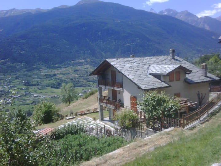 Villa Panorama - Sarre Aosta Valley