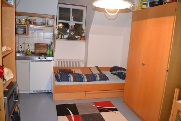 Schönes Zimmer für's Wandern.. - Benediktbeuern