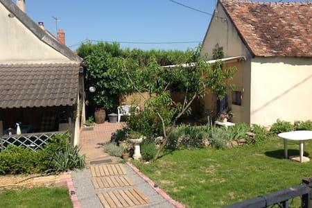 Verblijf op het Franse platteland - Blockhütte