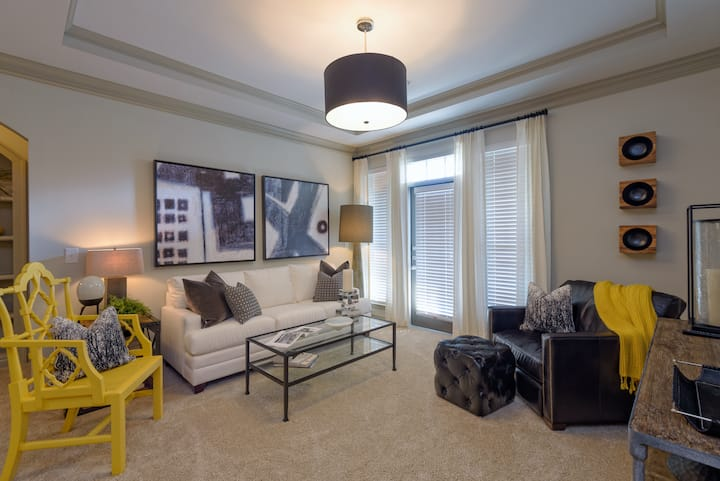 Stay in a place of your own | 1BR in Suwanee