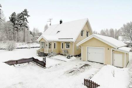 Fullutrustad, barnvänlig Villa i Eksjö