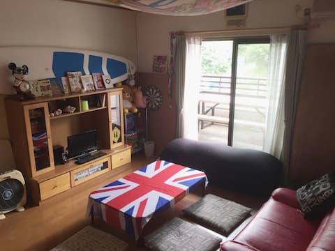E.English Guest House.