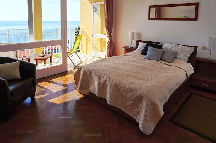 2-Zimmer Wohnung mit Meerblick