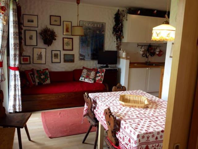 Delizioso appartamento di montagna - Monte Bondone - Wohnung