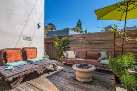 Garden of good and beautiful - Los Angeles - House