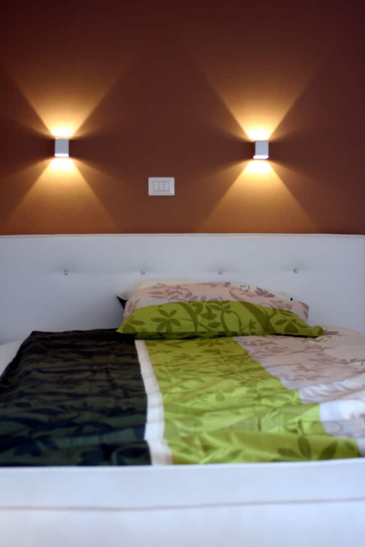 Apartments Pri Jakobu Two  bedroom apartment Ozben