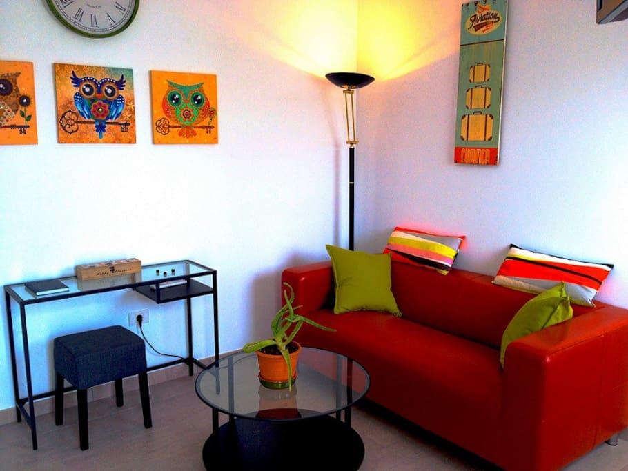 Living Room Bungalow B