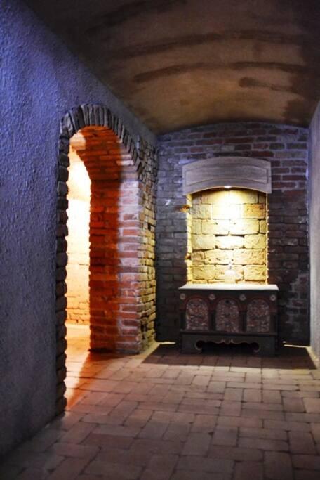 Pince / Cellar