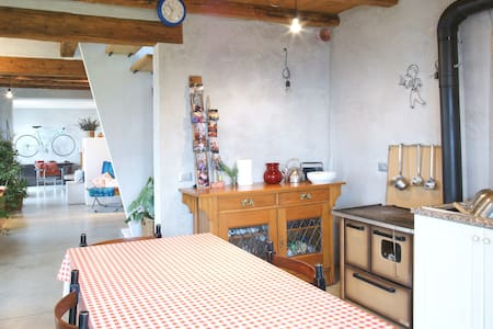 Venice / Dolomites - farm house  - Facen-travagola - บ้าน