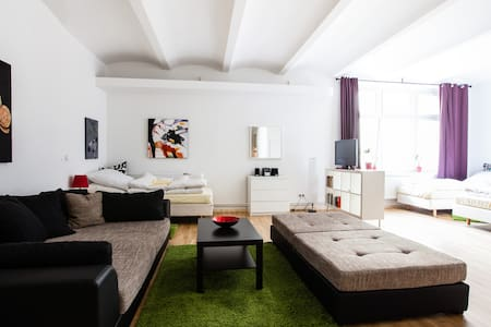loft in the heart of Berlin 1.1