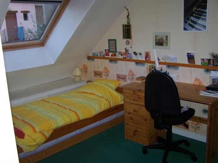 Chambre 4  dans maison moderne
