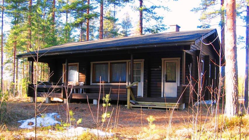 Дом у озера - Kerimäki - Hus