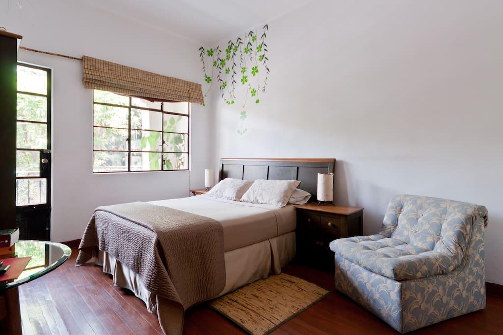 Playa de Carmen Room @Condesa Haus