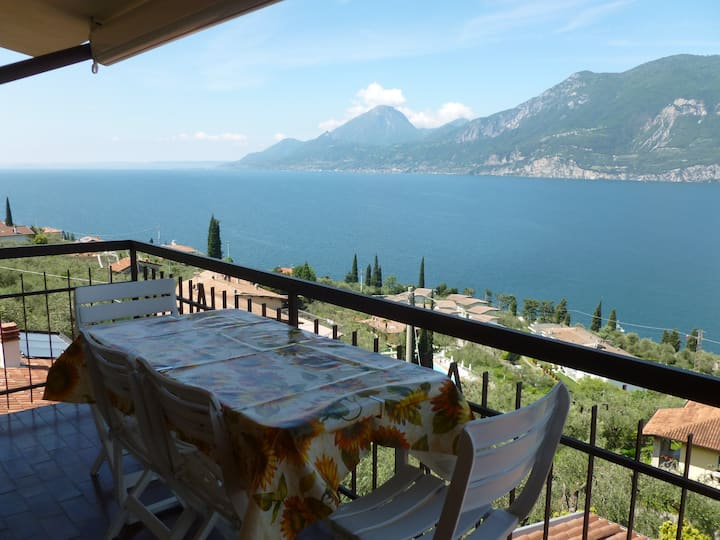 Appartamento Boccino - spettacolare vista lago