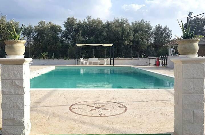 CASA GIULIETTA villa con piscina