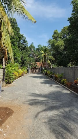 Beautiful 4-bedroom bungalow in Jaffna
