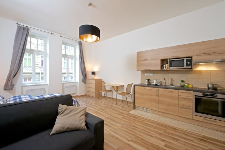 Cozy Studio 10min from Old Town