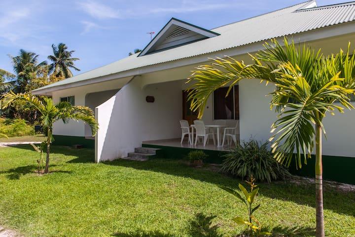 Villa Idea - Anse Kerlan - Praslin - VILLA 2