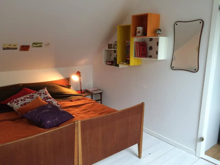 The Retro Room - Sommersolen