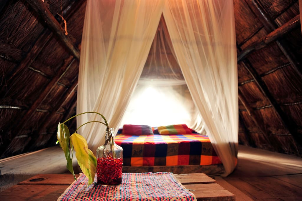 Casitas Kinsol Guest House - Room 4 - Cottages for Rent in ...