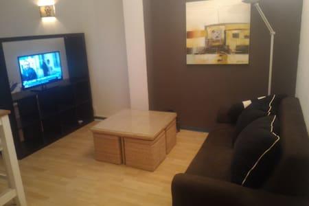 Beau studio proche tram & centre (parking gratuit) - Strasbourg - Appartement