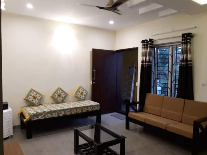 2BHK Service Apartment in Bejai Mangalore